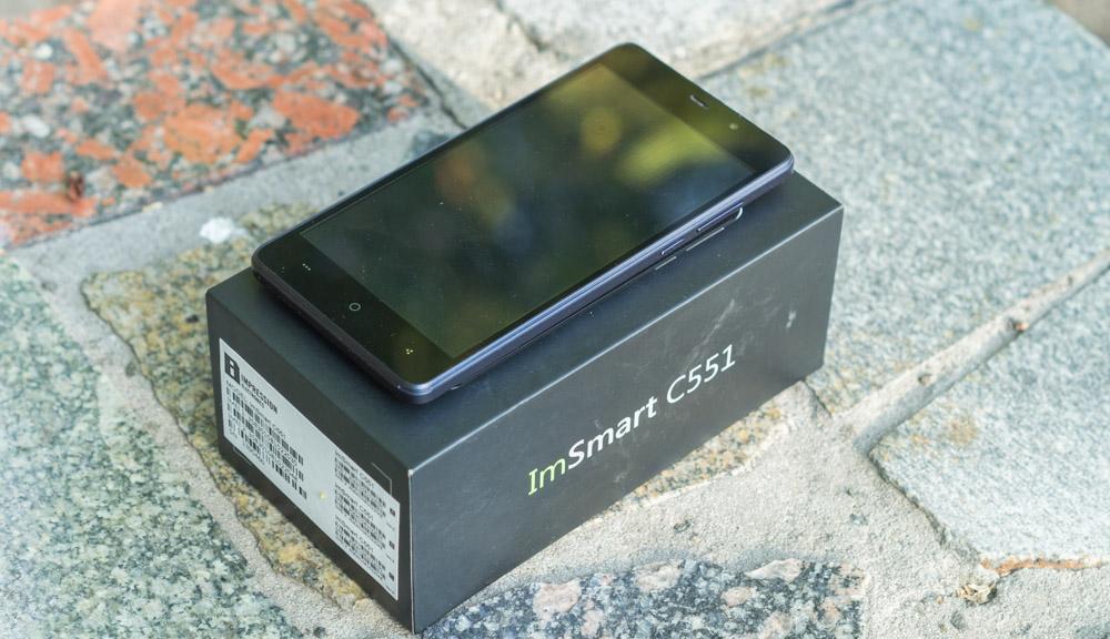 Impression ImSmart C551 Ultra Power 6200