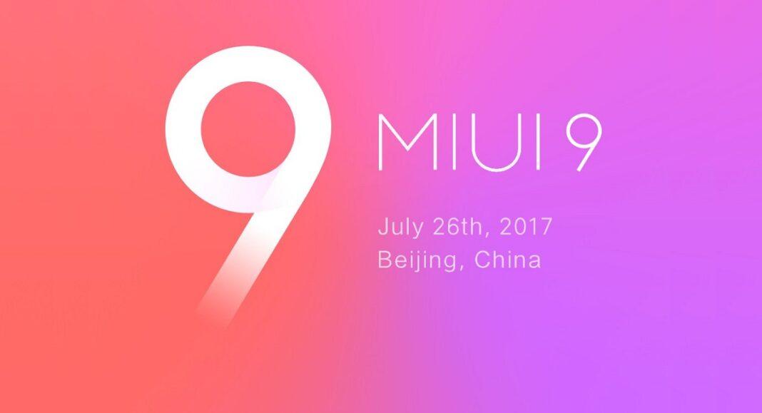 Краткий обзор MIUI 9