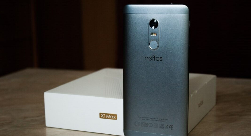 Обзор смартфона TP-Link Neffos X1 Max