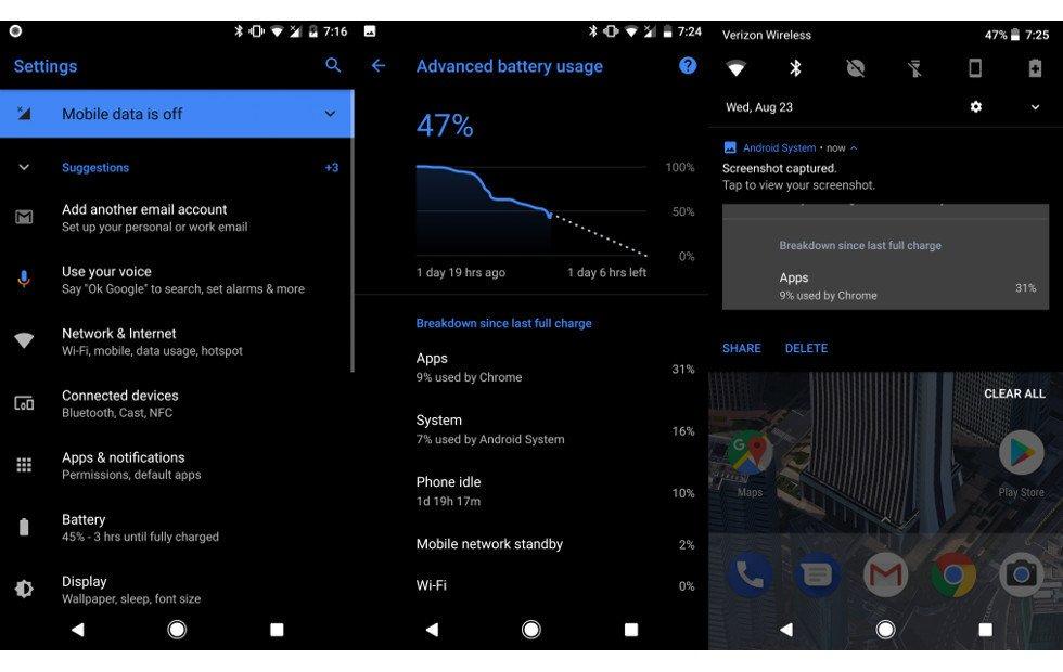Android Oreo получил кастомизацию без необходимости рутинга