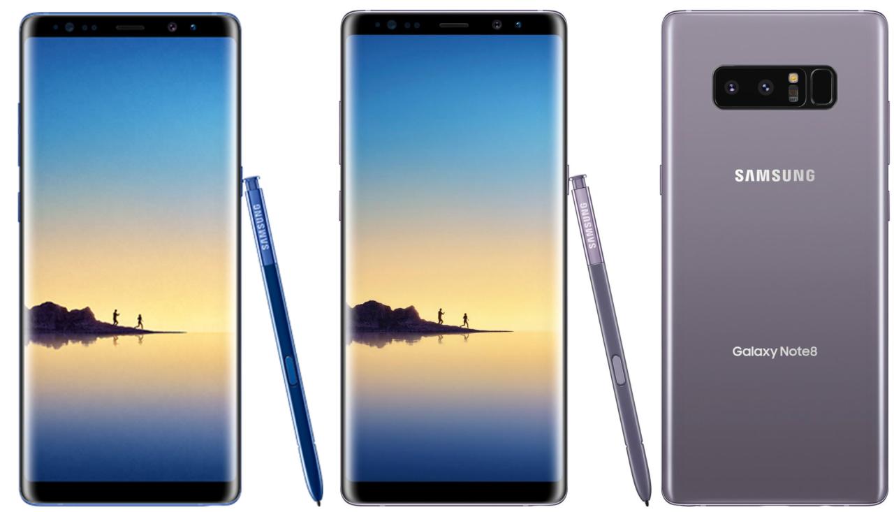 Презентація Samsung Galaxy Note 8: чого очікувати?