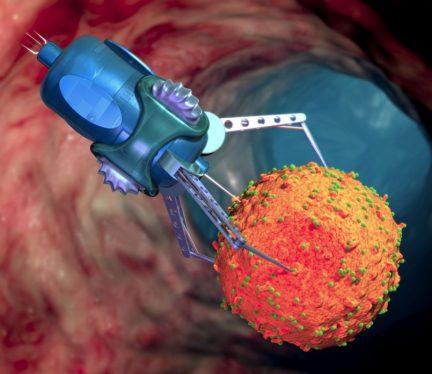 наномашины против рака