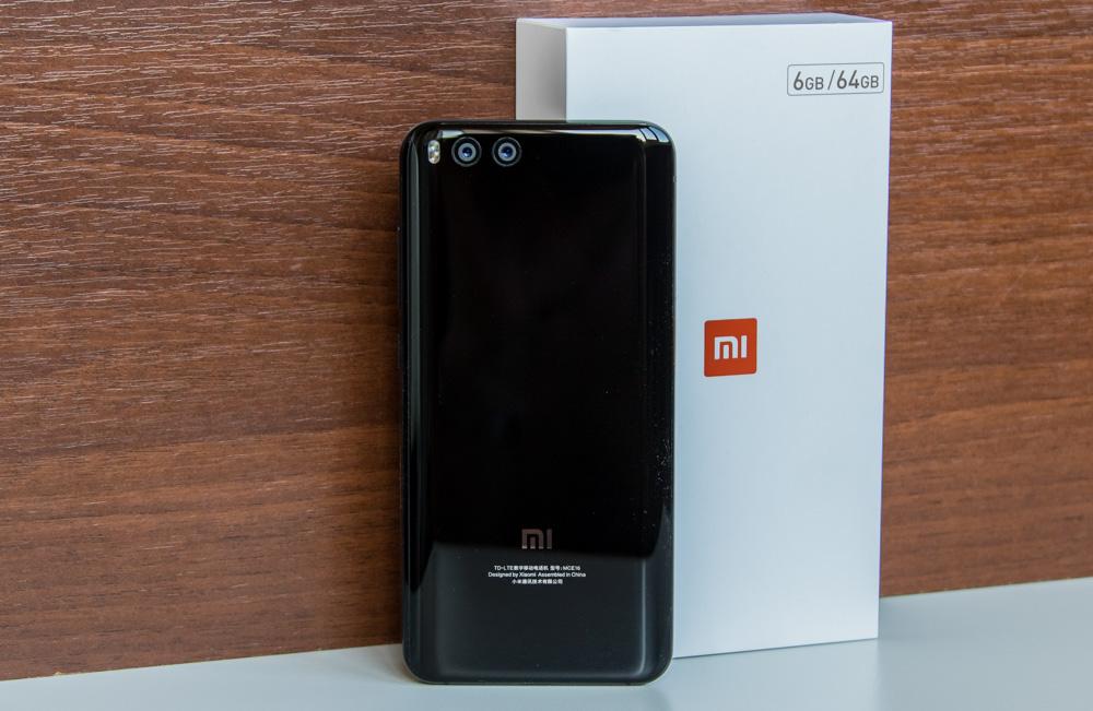 Обзор Xiaomi Mi 6 – очередной бестселлер?