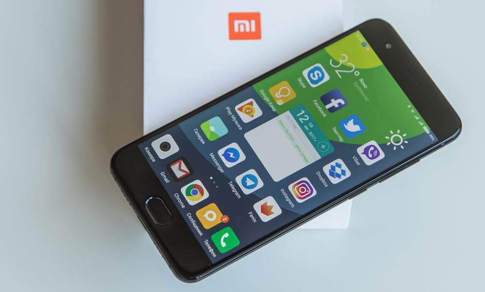 Огляд Xiaomi Mi 6