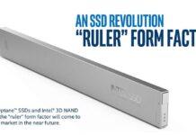 Intel представила накопитель