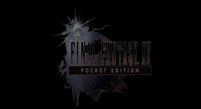 Final Fantasy XV приходит на мобильные устройства