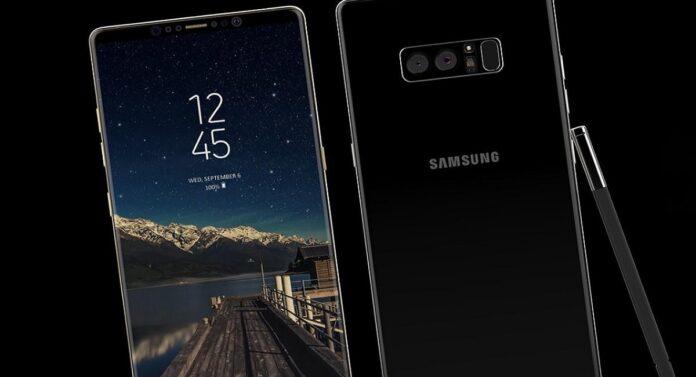 Утечка: Samsung Galaxy Note 8 будет иметь версию на 256 Гб