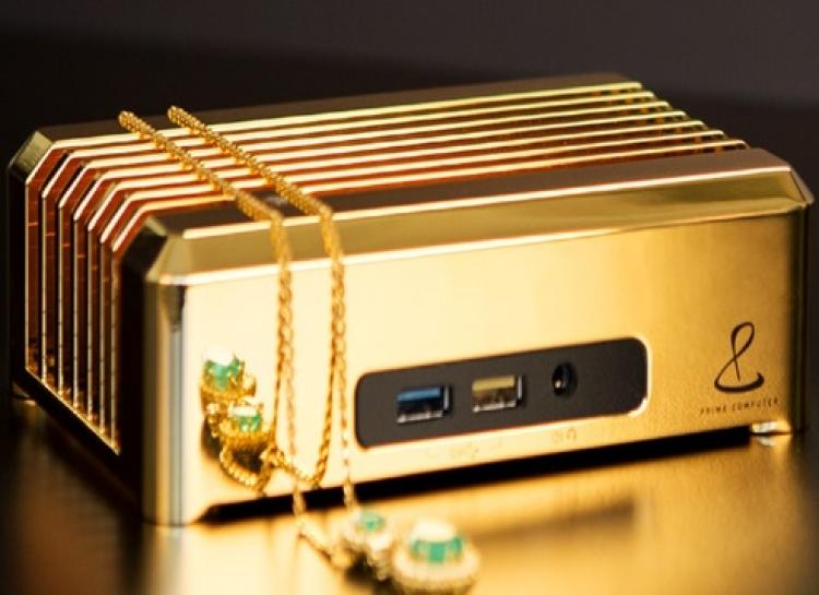 В Швейцарии создан компьютер за миллион долларов