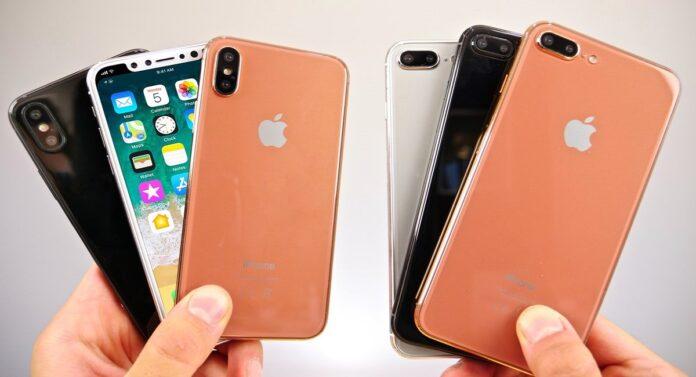 Слух: iPhone 8 будет стоит $999