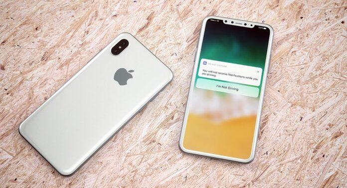 Стало известно время начала производства iPhone 8