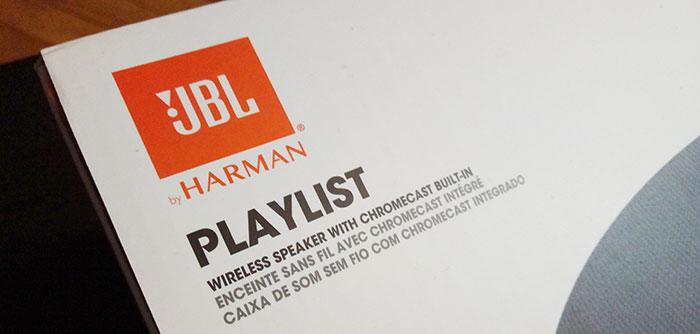 Обзор домашней мультирум системы JBL Playlist