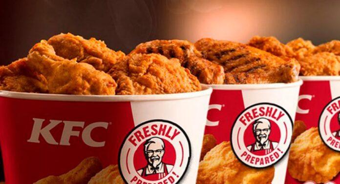 KFC предлагает приготовить курицу в виртуальной реальности