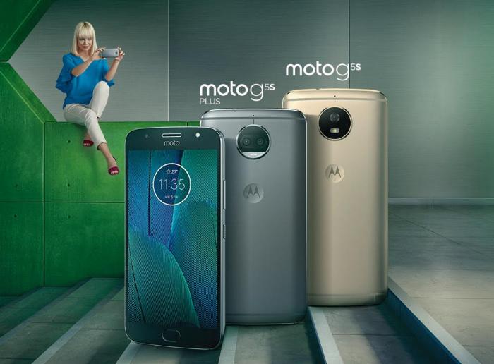 Moto G 5S и Moto G 5S Plus
