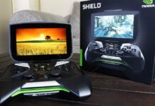 В канадском ломбарде нашли NVIDIA Shield Portable 2