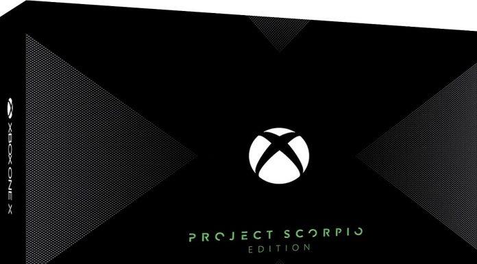 Microsoft анонсировала Xbox One X Project Scorpio Edition