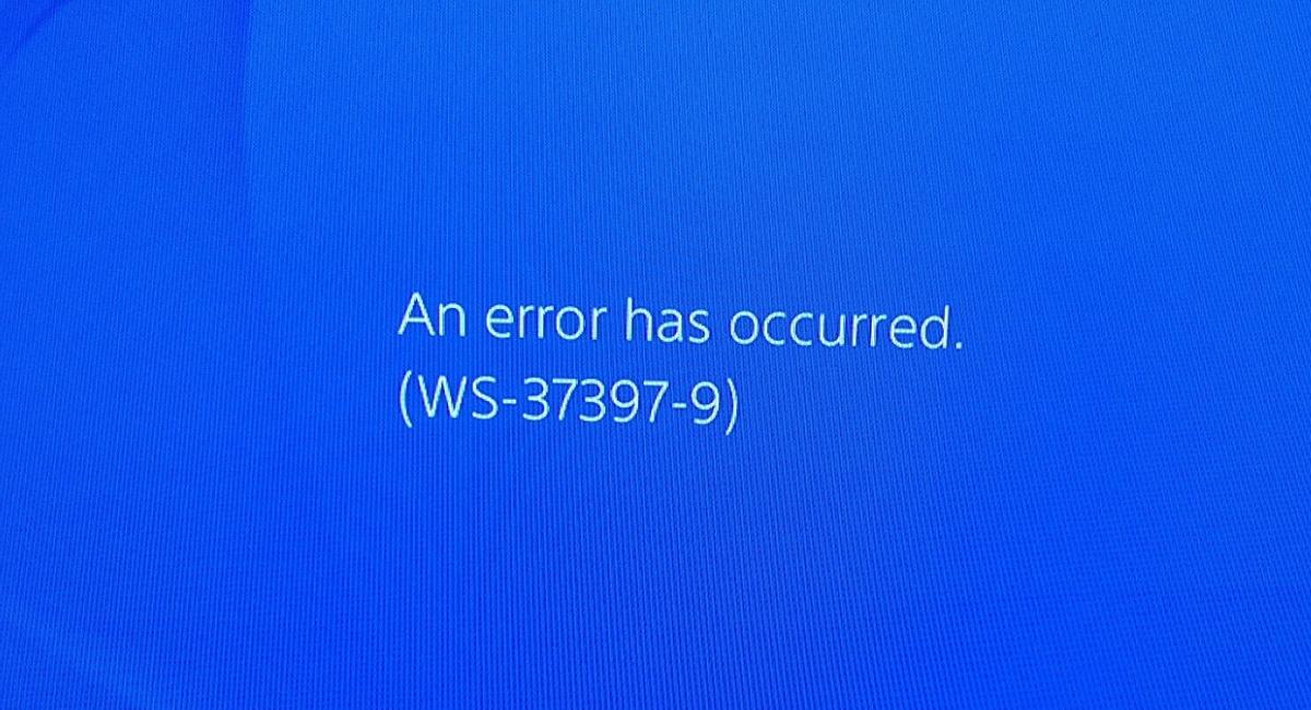 Моя PlayStation 4 не подключается к Интернету. Как избавиться от ошибки WS-37397-9