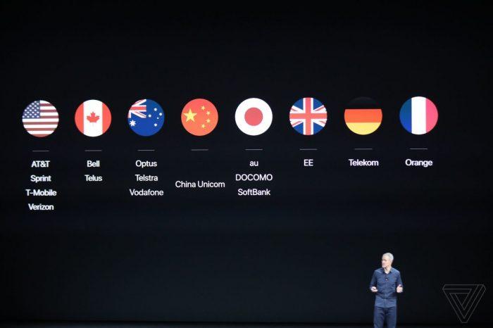 Apple представила Apple Watch Series 3