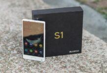 Обзор смартфона Bluboo S1
