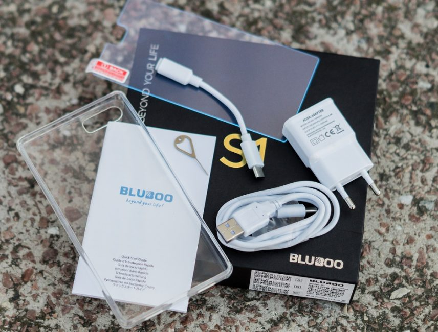 Bluboo S1