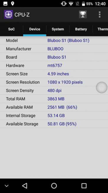 Bluboo S1 Screenshots 8