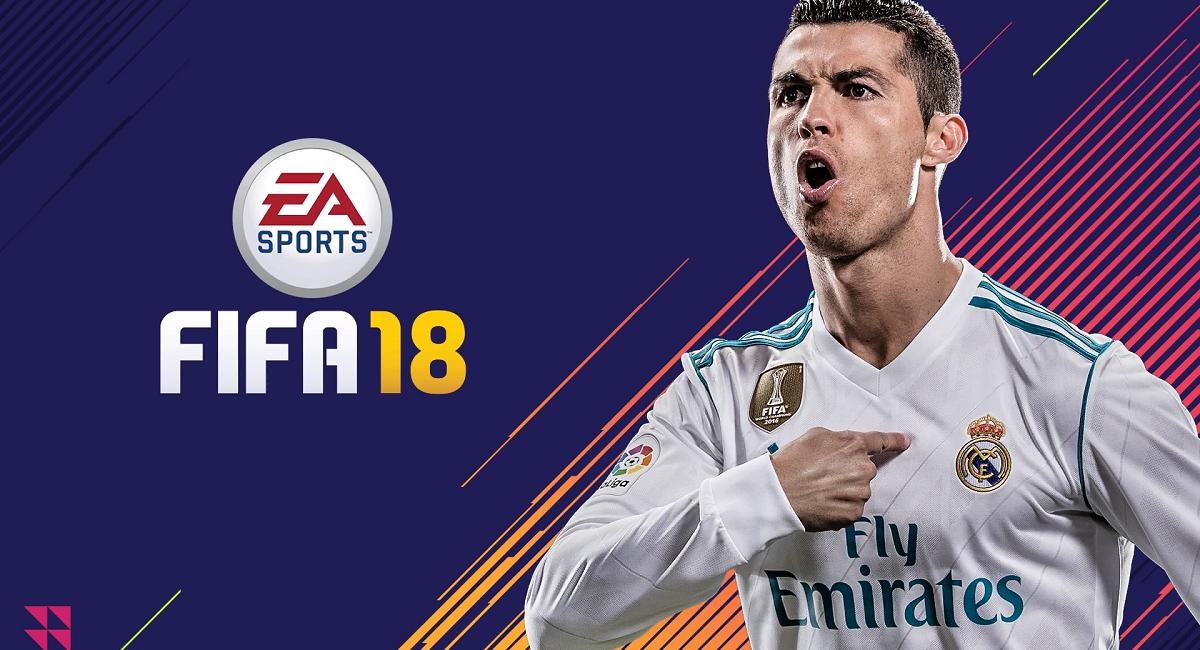 Купить FIFA 18 + игры