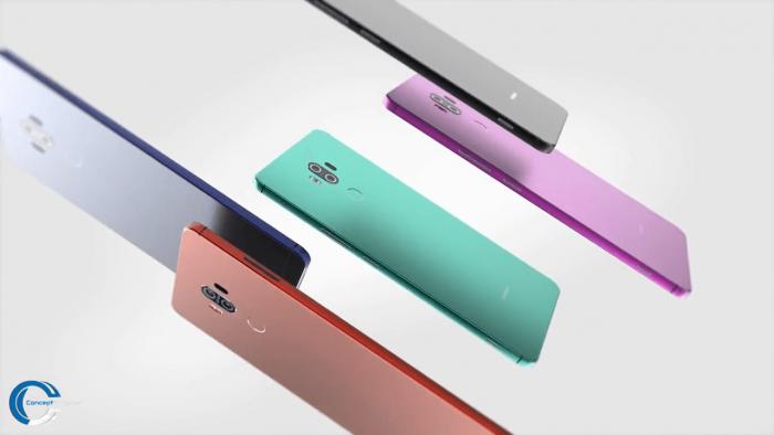 Утечка: подробности о Huawei Mate 10