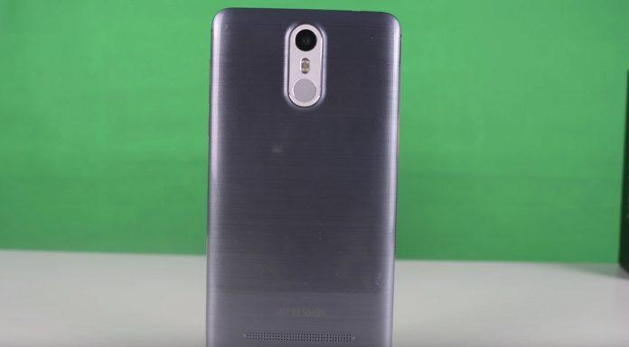 Відео: Огляд Impression ImSmart С571 Fingerprint