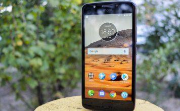 Обзор Motorola Moto E4