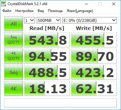 SSD 256 SATA