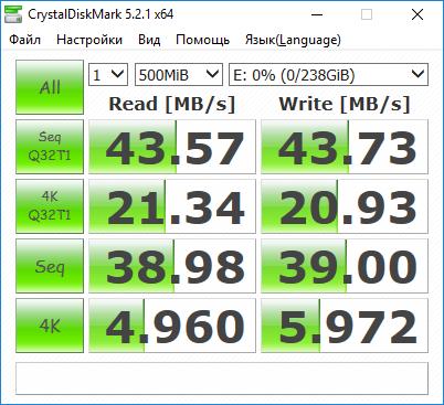 SSD Transcend Jet USB 2.0