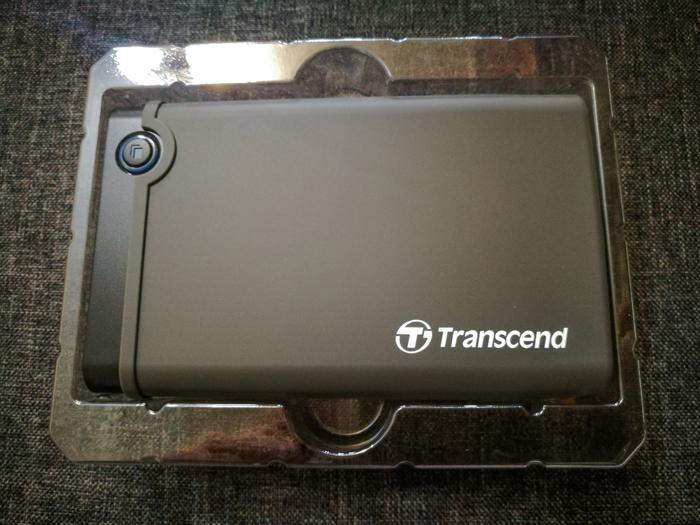 Обзор внешнего кармана для накопителей Transcend TS0GSJ25CK3