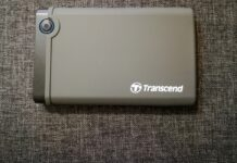 Transcend StoreJet TS0GSJ25CK3