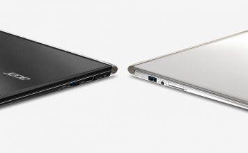 Обзор ультрабука Acer Swift 5