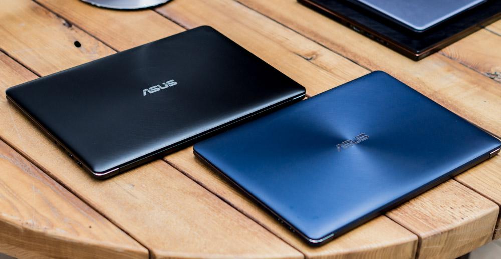 Презентация новых ноутбуков ASUS в Украине – всё мощнее и тоньше!