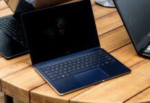 Презентация новых ноутбуков ASUS в Украине