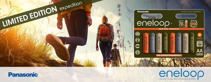 Eneloop expedition: 2100 километров по Европе с аккумуляторами Panasonic