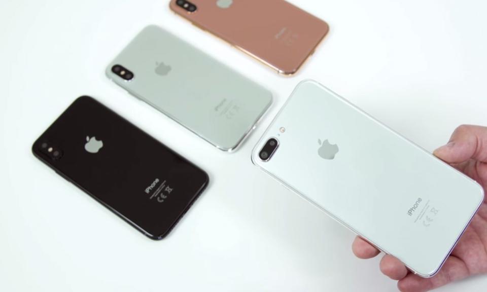 iPhone 7S против iPhone 8: предварительное сравнение