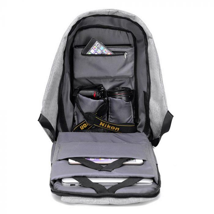 Рюкзак Bobby с защитой от воров и USB-портом всего за $20