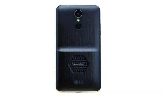 LG випустила смартфон, що відлякує комарів