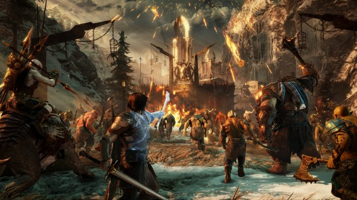 Middle-earth: Shadow of War выйдет на iOS и Android