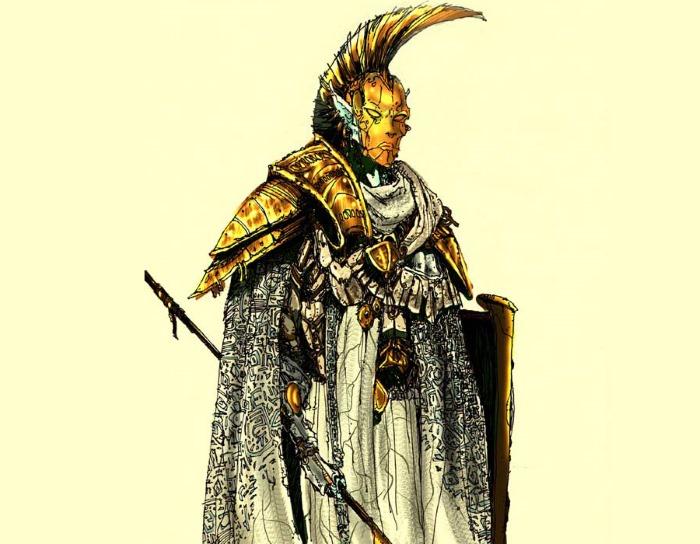 Любви и ненависти статья о TES: Morrowind