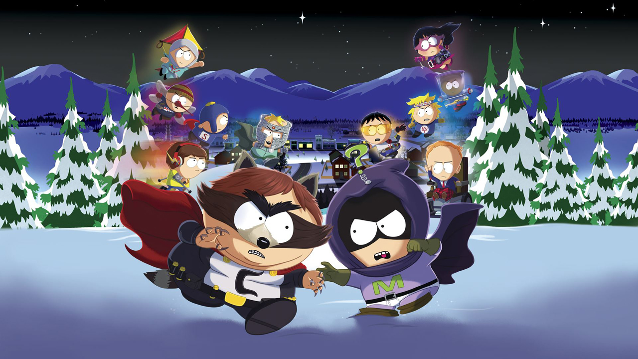 Сложность South Park: The Fractured But Whole будет зависеть от цвета кожи персонажа