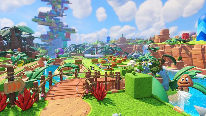 Mario + Rabbids: Битва за королевство