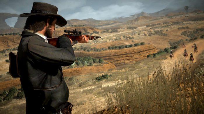 Rockstar отложила релиз Red Dead Redemption 2