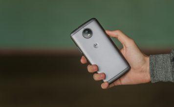 Обзор смартфона Motorola Moto G5S