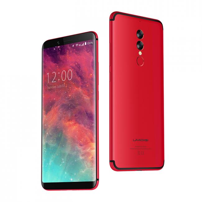 UMIDIGI показала флагманские смартфоны S2 и S2 PRO
