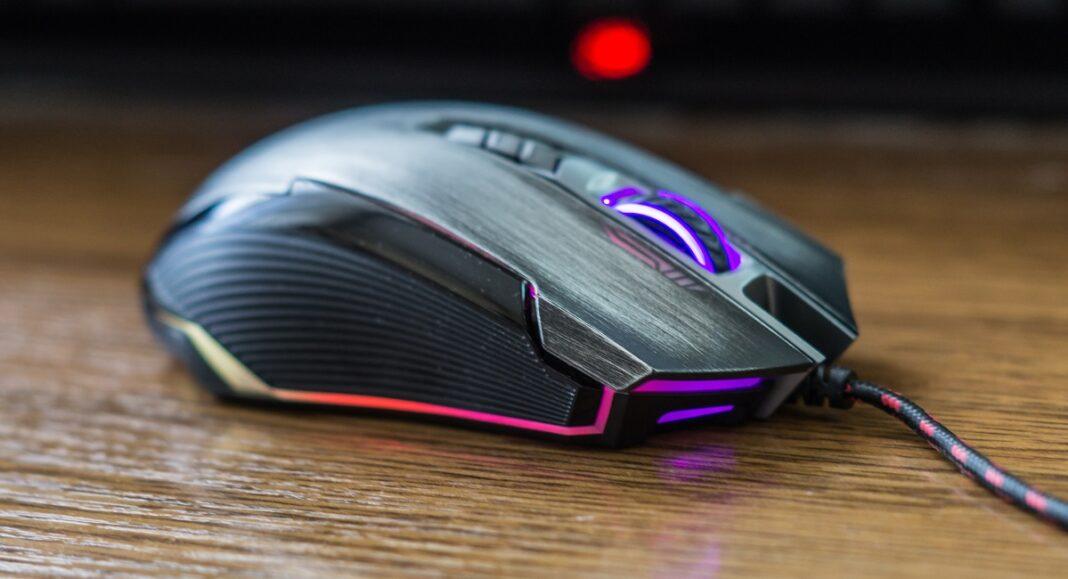Обзор игровой мыши A4Tech Bloody P93