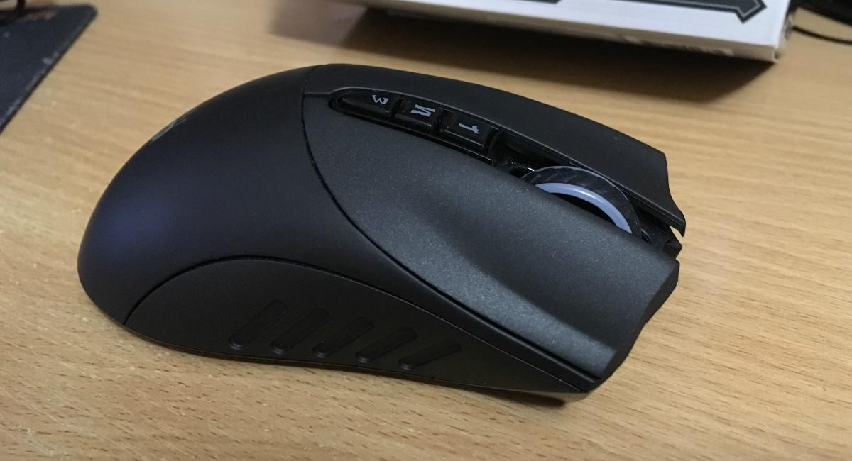 Обзор беспроводной игровой мыши A4Tech Bloody R30
