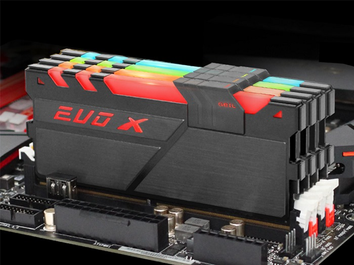 Великолепная тройка ОЗУ DDR4 от GeIL: чего ждать от грядущих новинок?