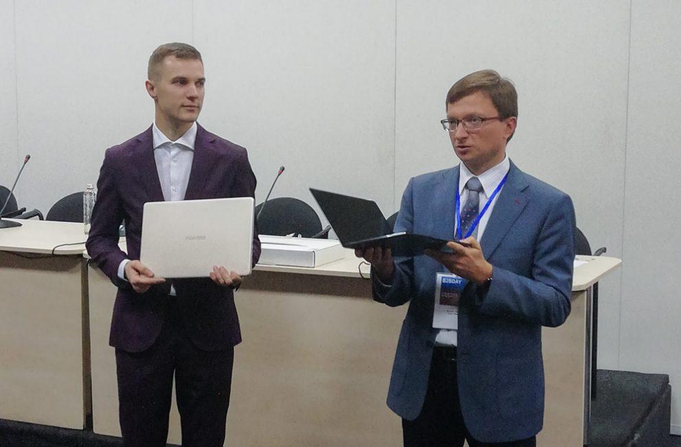 Презентация ноутбуков Huawei Matebook X и Matebook D на СЕЕ 2017